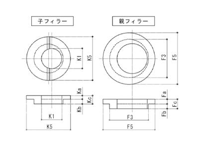 Qタイプの寸法